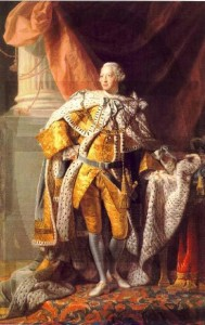 King George III - Source: http://www. guide- to- castles- of- europe. com/ king- george-iii .html